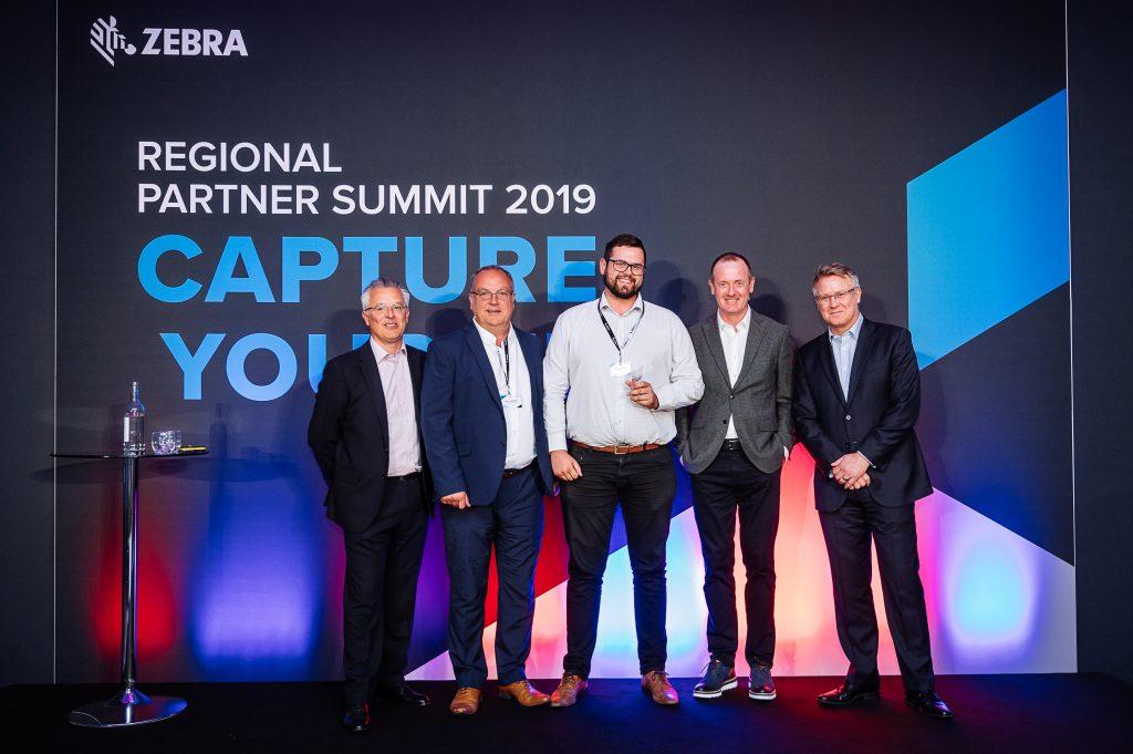Southern Retail Systems win Zebra Technologies award